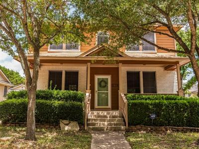 Kyle Single Family Home For Sale: 153 Morrell