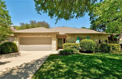 Austin Single Family Home For Sale: 5112 Crystal Water Dr