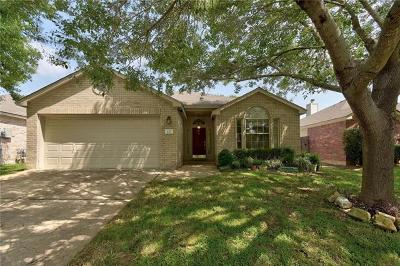 Georgetown Single Family Home For Sale: 432 Katy Xing