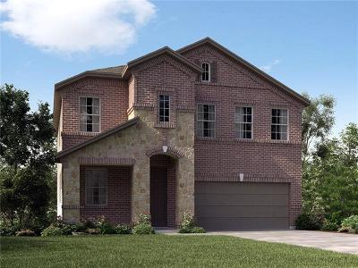 Round Rock Single Family Home For Sale: 2312 Lone Spur