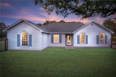 Single Family Home For Sale: 9909 Rimstone Trl