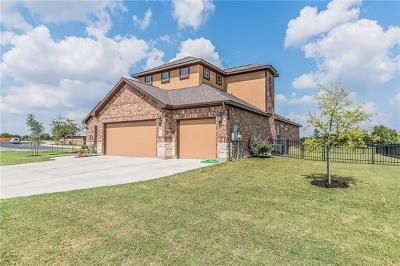 Pflugerville Single Family Home Active Contingent: 3031 Winding Shore Ln