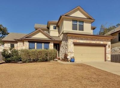 Hays County, Travis County, Williamson County Single Family Home Pending - Taking Backups: 6916 Barstow Ct