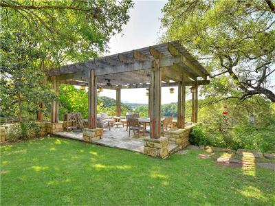 Austin Single Family Home For Sale: 1887 Westlake Dr