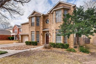 Round Rock Single Family Home Pending - Taking Backups: 2210 Mockingbird Dr
