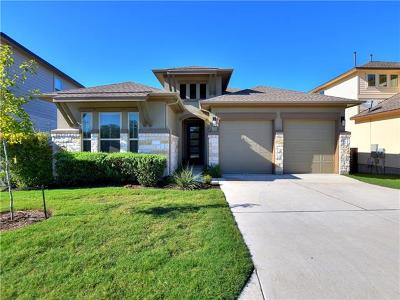 Travis County, Williamson County Single Family Home Pending - Taking Backups: 11111 Cut Plains Loop