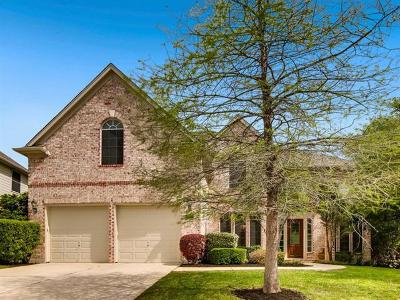 Austin Single Family Home Pending - Taking Backups: 10700 Chestnut Ridge Rd