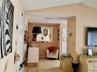 Travis County Condo/Townhouse For Sale: 6903 Deatonhill Dr #23