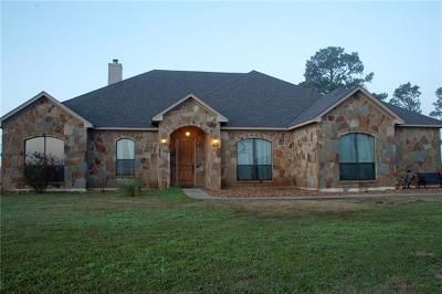 Bastrop County Single Family Home For Sale: 103 Jersey Ln