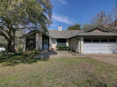 Austin Single Family Home Pending - Taking Backups: 1612 Elvas Way