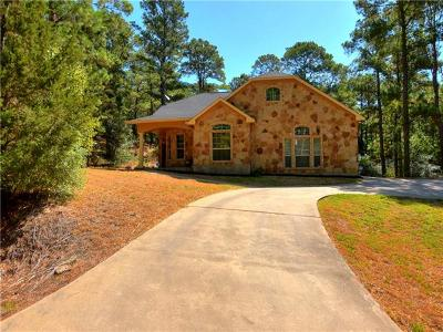 Bastrop Single Family Home For Sale: 173 Papawai Dr