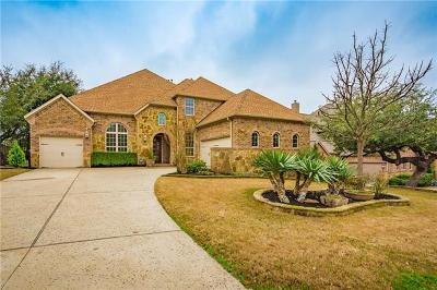 Austin Single Family Home For Sale: 17116 Rush Pea Cir