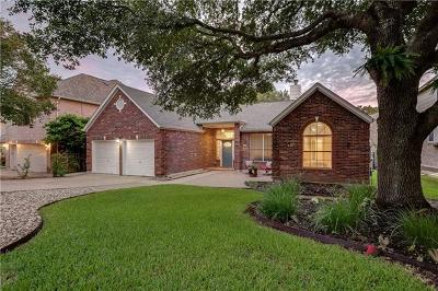 Hays County, Travis County, Williamson County Single Family Home Pending - Taking Backups: 7509 Robert Kleburg Ln
