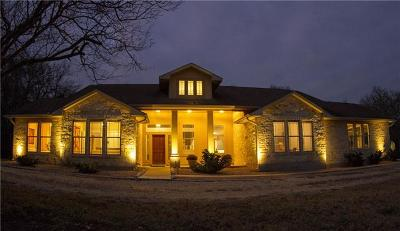 Cedar Creek TX Single Family Home For Sale: $459,000