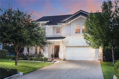 Austin Single Family Home For Sale: 14420 Broadwinged Hawk Dr
