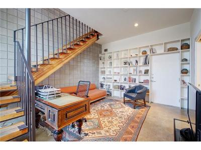 Austin Condo/Townhouse For Sale: 502 W 55th St #3