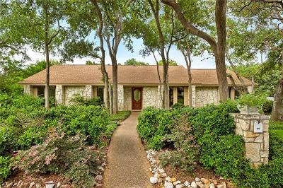 Austin Single Family Home Pending - Taking Backups: 3408 Treadsoft Cv