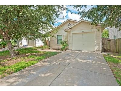 Single Family Home Pending - Taking Backups: 5801 War Admiral Dr