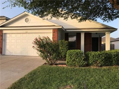 Georgetown Rental For Rent: 317 Precipice Way