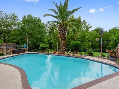 Round Rock Single Family Home For Sale: 1148 Forest Bluff Trl