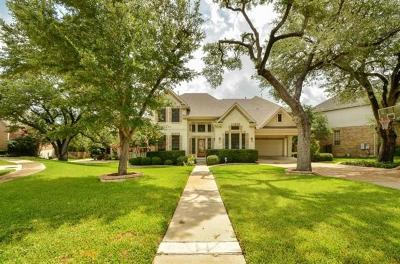 Round Rock Single Family Home For Sale: 905 Golden Bear Cv
