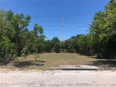 Taylor Residential Lots & Land For Sale: 323 Rio Grande St
