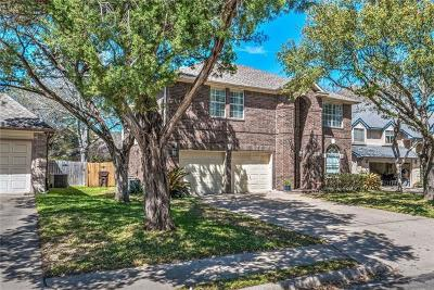 Round Rock Single Family Home For Sale: 1910 Spring Hollow Path