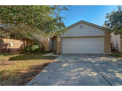 Georgetown Single Family Home For Sale: 313 Katy Xing
