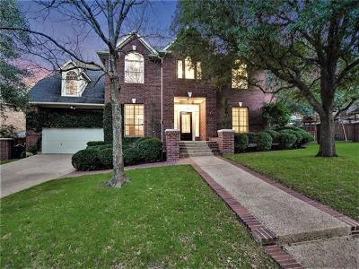 Austin Single Family Home For Sale: 6011 Tributary Ridge Dr
