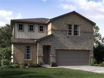 Round Rock Single Family Home Pending - Taking Backups: 2308 Hat Bender Loop