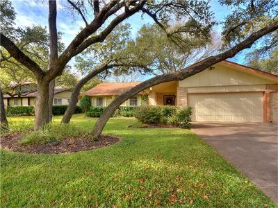 Austin Single Family Home For Sale: 11800 Three Oaks Trl