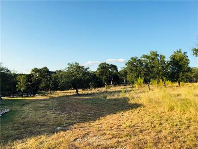 Georgetown Residential Lots & Land For Sale: 5016 Wilderness Cv