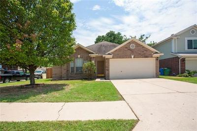 Pflugerville Single Family Home For Sale: 1501 Mayapple St