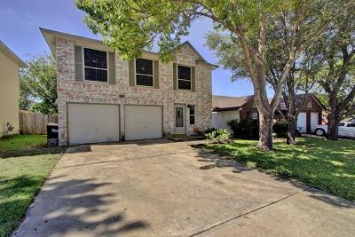 Pflugerville Single Family Home For Sale: 13904 Conner Downs Dr