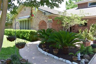 Austin TX Single Family Home For Sale: $485,000