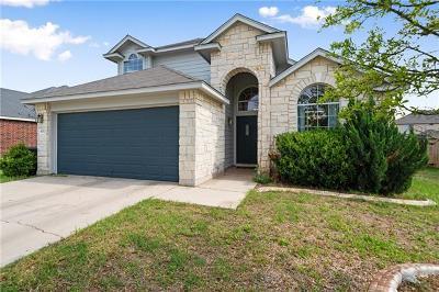 Killeen Single Family Home For Sale: 4207 Auburn Dr