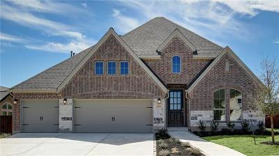 Leander Single Family Home For Sale: 424 Judge Fisk Dr