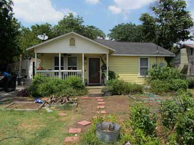 Austin TX Single Family Home Sold: $215,000