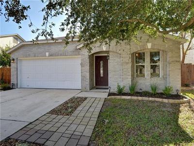 Kyle Single Family Home For Sale: 157 Lexington