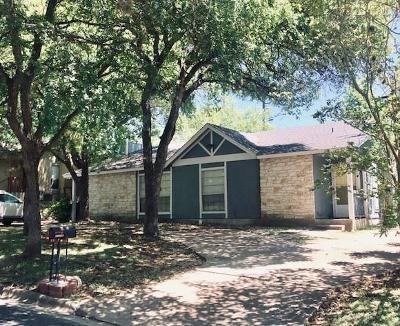 Austin Multi Family Home Pending - Taking Backups: 8101 Dowling Cv