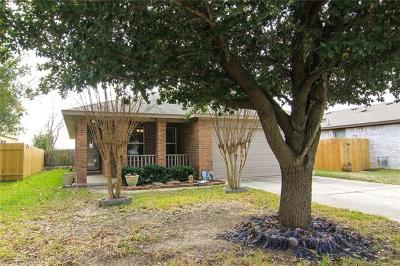 Hutto Single Family Home Pending - Taking Backups: 208 Brooke St