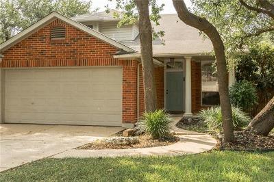 Cedar Park Single Family Home Pending - Taking Backups: 1232 Brashear Ln