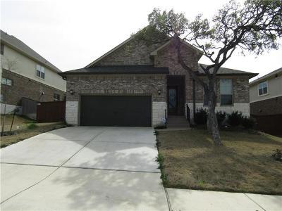 Leander Rental For Rent: 2237 Abilene Ln