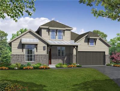 Dripping Springs TX Single Family Home For Sale: $455,496