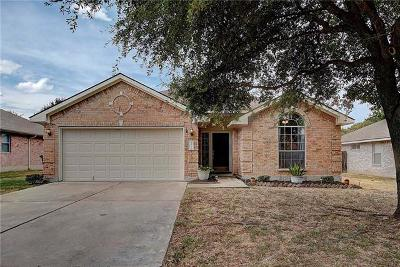 Leander Single Family Home For Sale: 713 Ridge View Dr