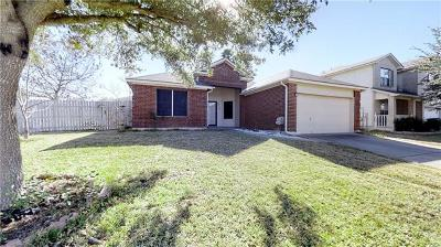 New Braunfels Single Family Home For Sale: 1611 Sunnycrest Cir