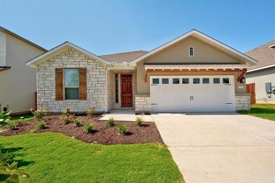 Travis County Single Family Home Pending - Taking Backups: 15025 Via Del Corso Dr