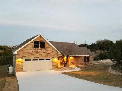 Dripping Springs Single Family Home For Sale: 10611 Creekwood Cir