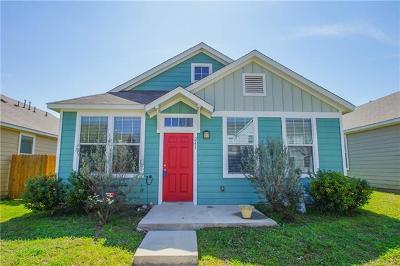 San Marcos Single Family Home Pending - Taking Backups: 241 Trestle Tree