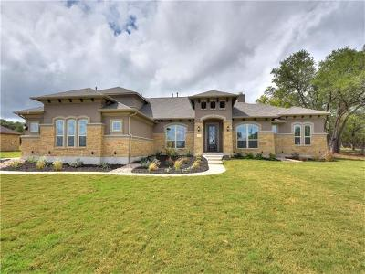 Leander Single Family Home For Sale: 2641 Greatwood Trl
